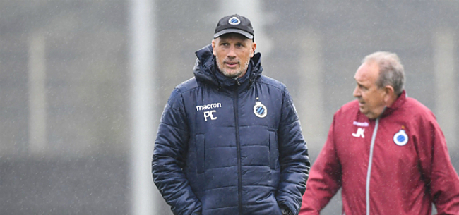 Foto: 'Clement zet twee spelers uit A-kern, Club wil van nog zes spelers af'