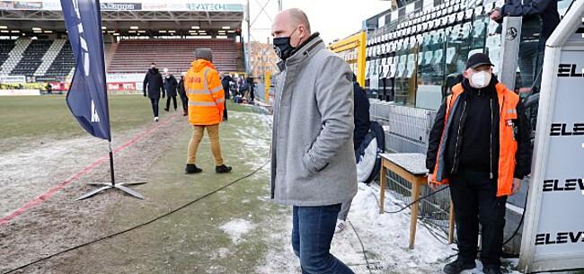 Foto: Club Brugge ziet ook match tegen Kiev in het gedrang komen