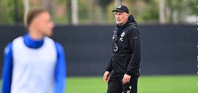 Foto: Clement laat zich uit over transfers Lang en Mata