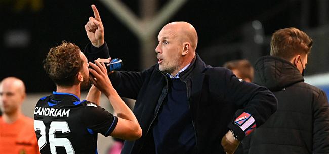 Foto: 'Clement gooit basisploeg door mekaar tegen Lazio'