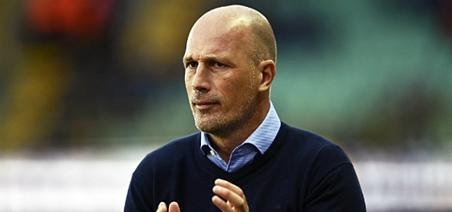 Foto: Clement laat zich uit over versterking Club Brugge