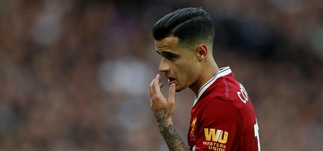 Foto: 'Coutinho verbijstert Liverpool met pittige transfer'