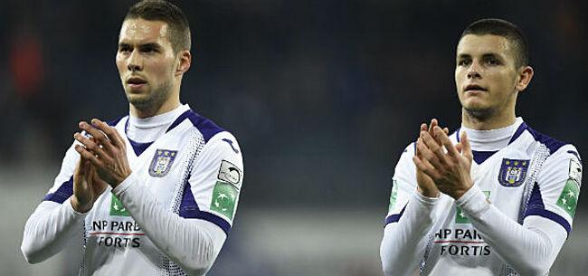 Foto: 'Anderlecht krijgt opsteker in dossier rond huurling'