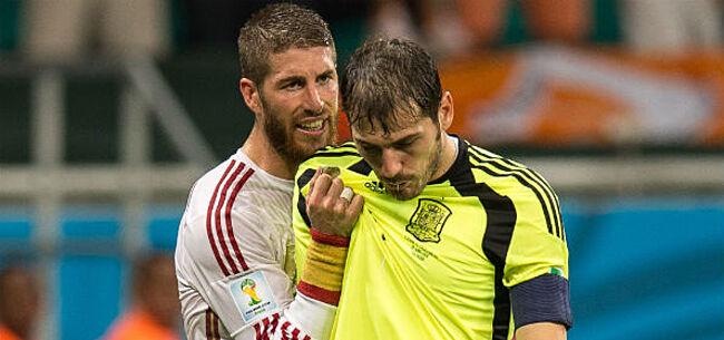 Foto: Ramos beent Casillas bij (en opent jacht op ex-RSCA'er)