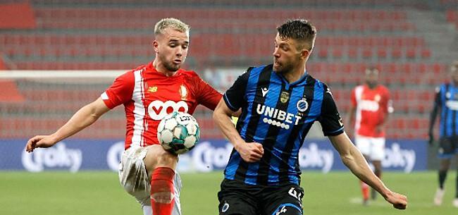 Foto: 'Club Brugge en Standard azen op Belgische linksachter'