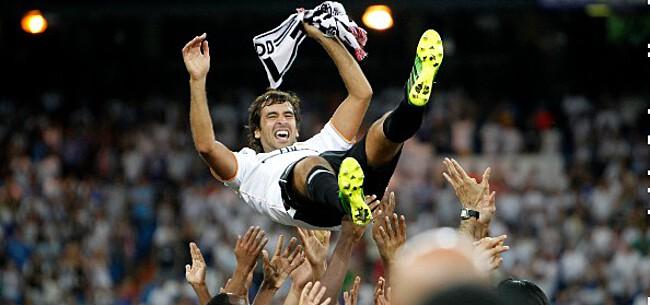 Foto: 'Raul keert door grote poort terug naar Bundesliga'
