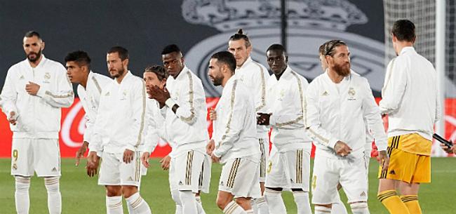 Foto: Real Madrid laat zich thuis verrassen door laagvlieger