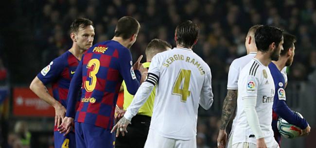 Foto: Spanje schort al het voetbal op na nieuwe dramatische coronacijfers
