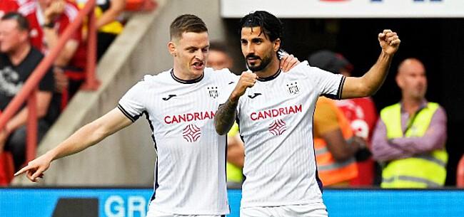 Foto: Anderlecht triomfeert in 'Clasico' na vroege rode kaart