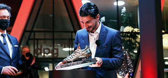 Foto: Refaelov bezorgt Antwerp eerste Gouden Schoen sinds 1966