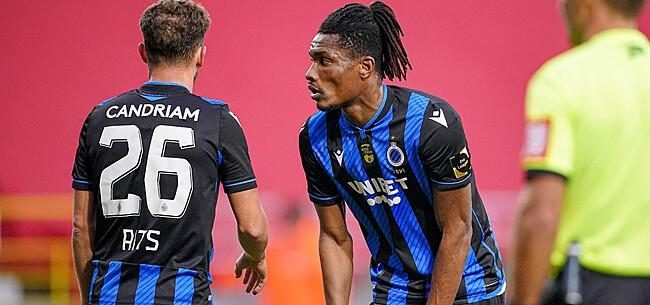 Foto: 'Deli lijkt Club Brugge voor probleem te stellen'