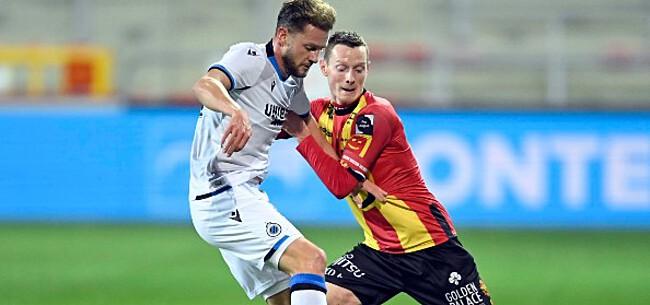 Foto: KV Mechelen-draaischijf: