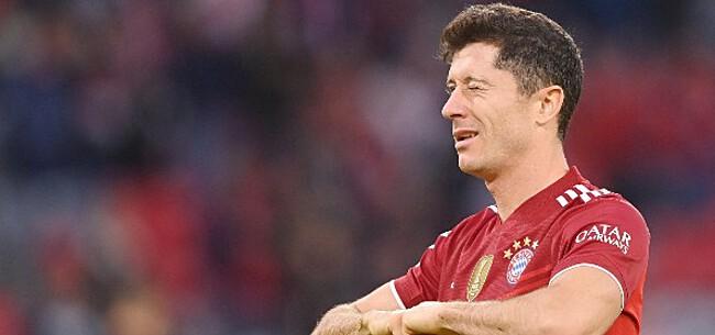 Foto: 'Lewandowski mogelijk weg bij Bayern München'