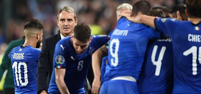Foto: Italië dreigt nog een middenvelder te moeten missen op EK