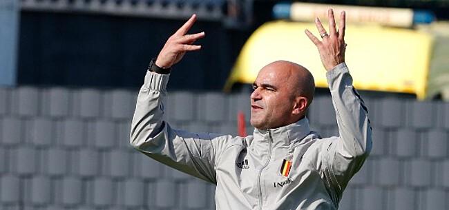 Foto: 'Martinez pakt uit met grote verrassing op de flank'
