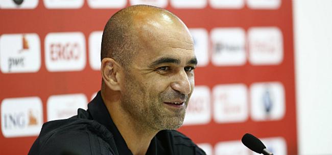 Foto: 'Martinez kan Anderlecht geweldige dienst bewijzen'