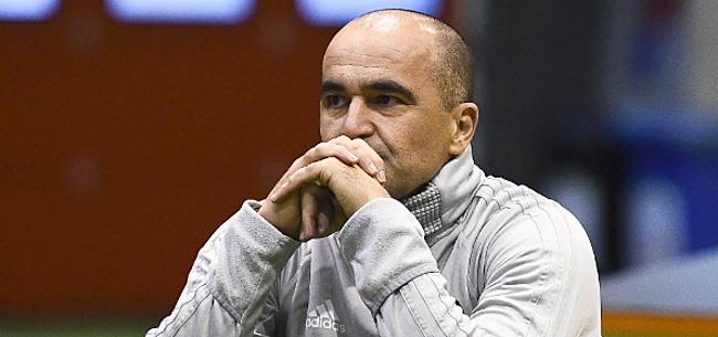 Foto: Zorgen voor Martinez: volgende Duivel maanden buiten strijd
