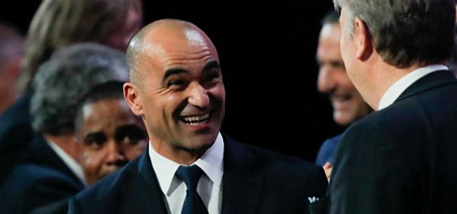 Foto: 'Martinez haalt één twijfgeval zeker bij de 23 spelers voor Rusland'