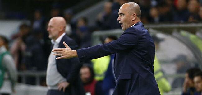 Foto: Martinez doet ogen rollen in Brugge: