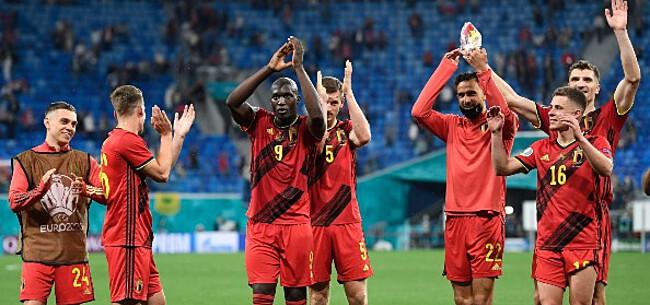 Foto: Frimann voorspelt Belgisch puntenverlies tegen Denemarken