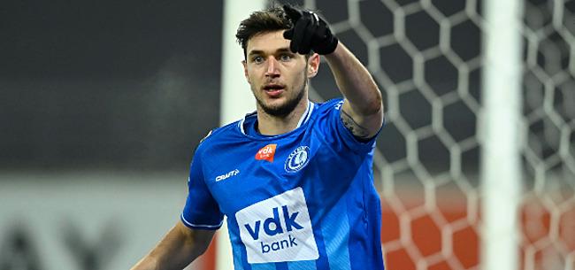 Foto: 'Gent verlangt enorm bedrag voor Yaremchuk'