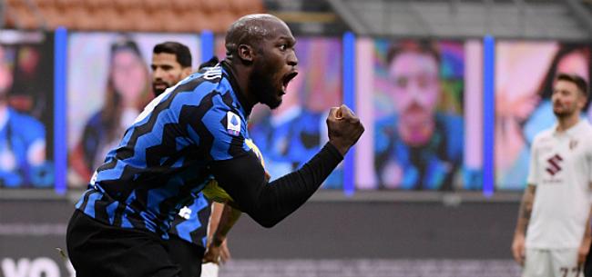 Foto: Inter mag nog hopen dankzij Lukaku, Liverpool geplaatst