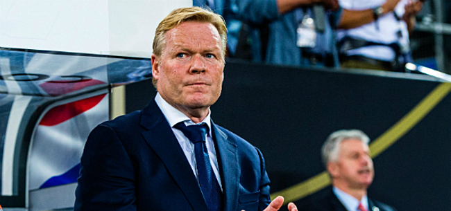 Foto: 'Koeman wil nu ook revelatie AZ naar Barcelona halen'