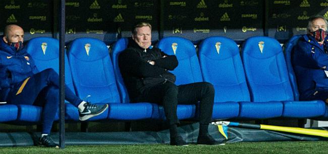 Foto: 'Laporta wil Koeman vervangen door andere ex-speler van Barcelona'