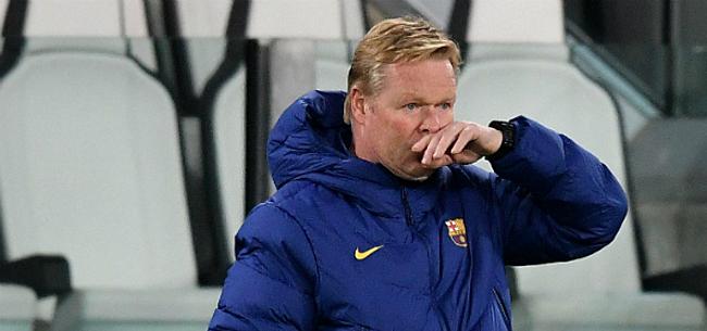 Foto: Koeman gaat 'all in' met FC Barcelona