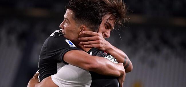 Foto: Serie A kiest MVP: géén Ronaldo, knappe plaats voor Club-flop