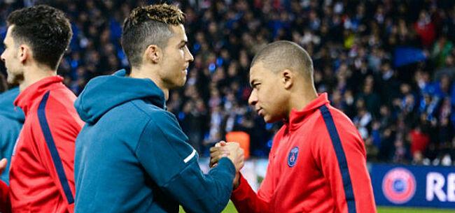 Foto: 'Mbappé out? CR7 in? PSG bereidt spraakmakende transferzomer voor'