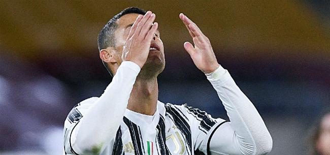 Foto: Juventus laat zonder Ronaldo alweer punten liggen