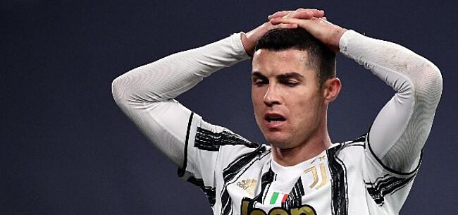 Foto: 'Ronaldo is Juve kotsbeu en onderneemt actie'