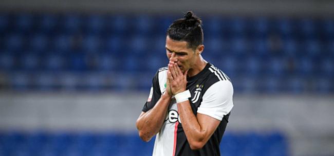 Foto: 'Woedende Ronaldo moet sanctie vrezen na verbreken corona-regels'
