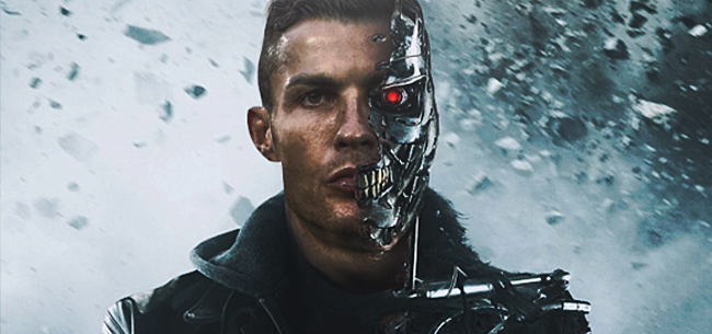 Foto: Cristiano Ronaldo: de onverslijtbare machine
