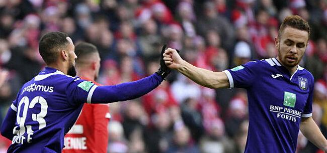 Foto: Anderlecht focust op beker: