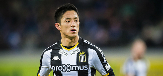 Foto: 'Antwerp slikt flinke tegenvaller in transferdossier Morioka'
