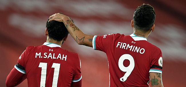 Foto: Firmino kopt Liverpool voorbij Spurs naar leidersplaats
