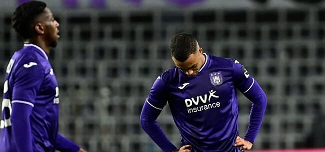 Foto: Anderlecht-defensie maakt slechte beurt: