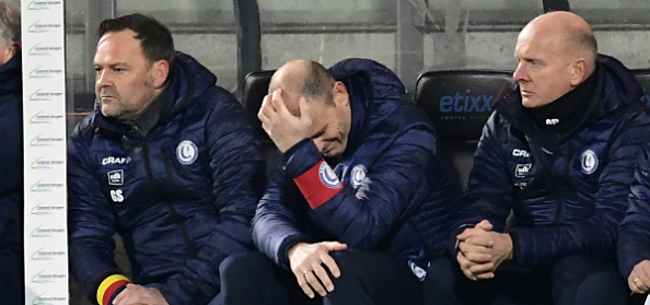 Foto: AA Gent houdt geen rekening met Club: