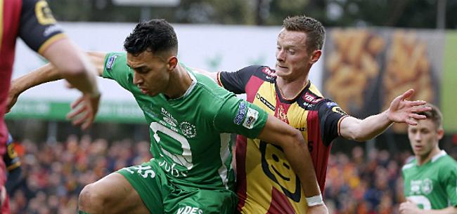Foto: 'Rocha kan Lommel SK verlaten voor club uit 1A'