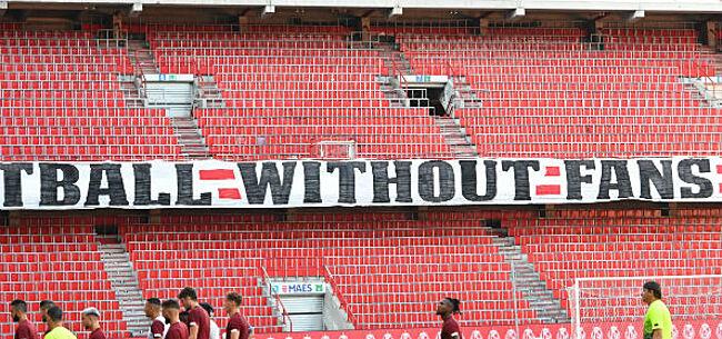Foto: Standard komt met slecht nieuws voor terugkerende fans