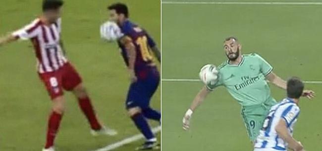 Foto: Barça-fans woedend: