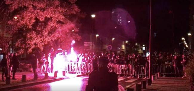 Foto: Bayat reageert op heisa over viering met supporters