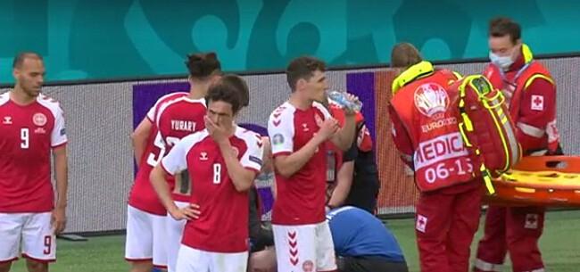 Foto: Denen niet te spreken over 'schandalige actie' UEFA
