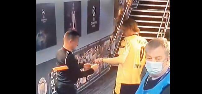 Foto: Handtekening-incident Haaland krijgt verrassende wending