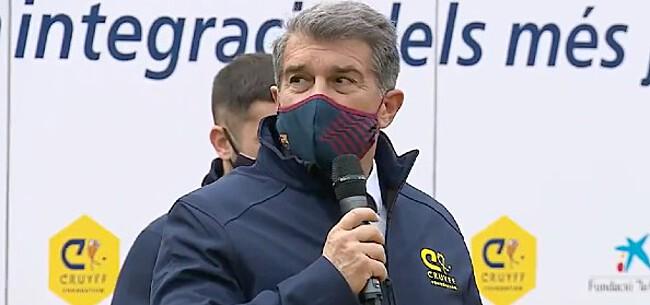 Foto: Laporta bevestigt: drie extra aanwinsten op komst bij Barça