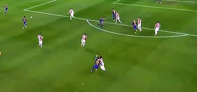 Foto: 'Messi moet gigantische schorsing vrezen: Barça meteen in actie'