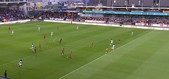 Foto: Anderlecht-fans spreken schande: