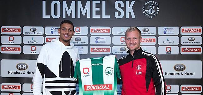 Foto: Lommel breekt alle records in 1B met slotoffensief